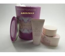 纤蔓绮丽 柔弱肌肤丰盈乳液+柔弱肌肤修护霜套装(干性)化妆品